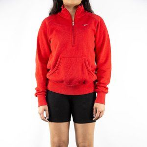 Half-Zip, Pullover Sweatshirt (Nike)